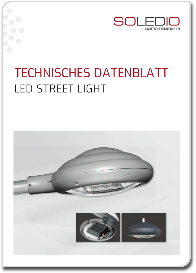 LED Street Light 2060A