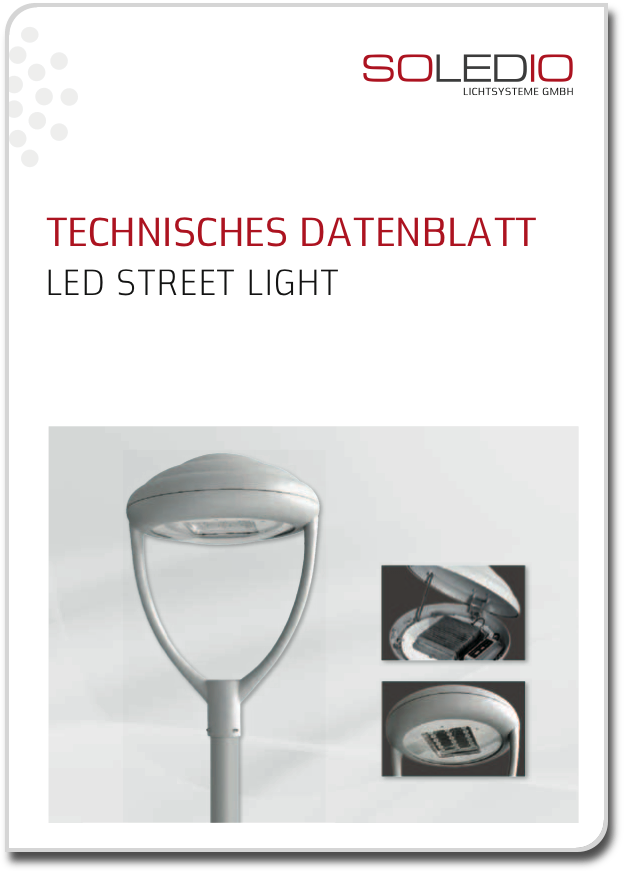LED Street Light 2060F