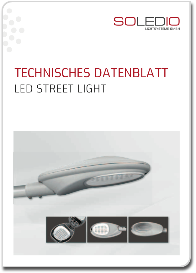 LED Street Light 2090B