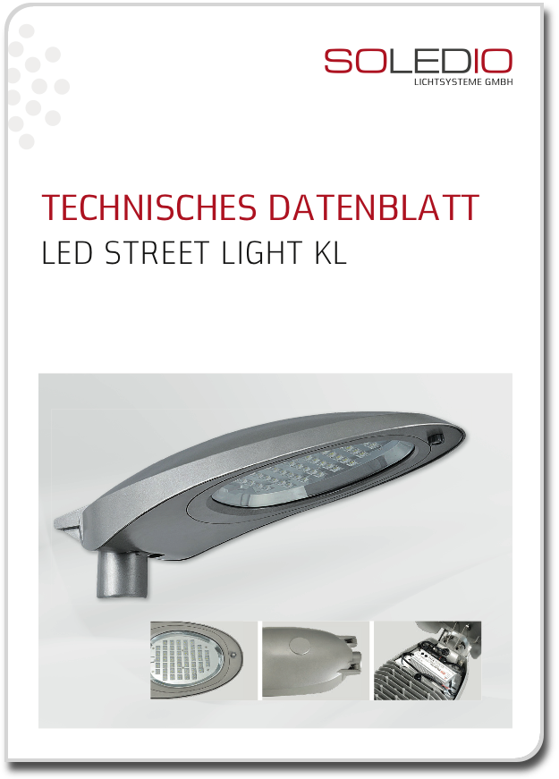 LED Street Light KL
